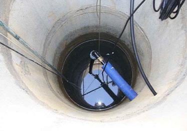 Установка водоподающего оборудования
